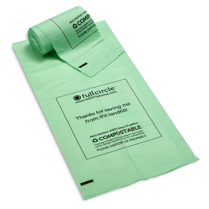 Full Circle Fresh Air Compostable Waste Bags