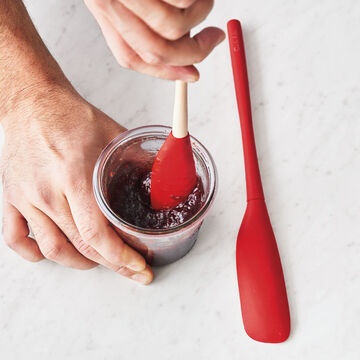 Sur La Table Flex-Core Silicone Jar Scraper