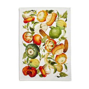 """Harvest Vegetables Kitchen Towel, 28"""" x 20"""""""