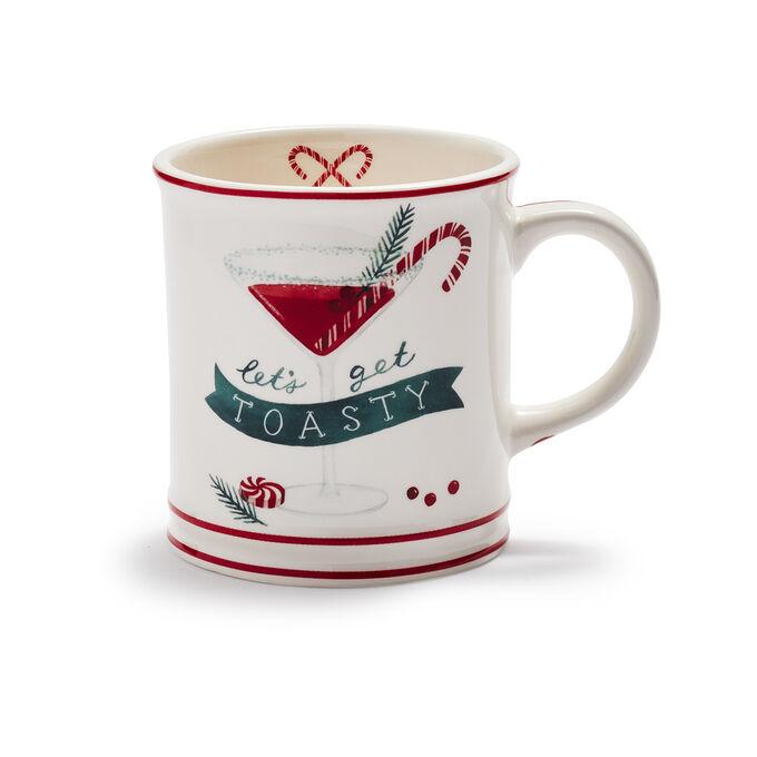 Let's Get Toasty Mug