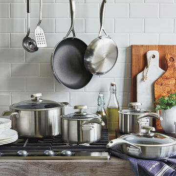 Scanpan CS+ 10-Piece Set