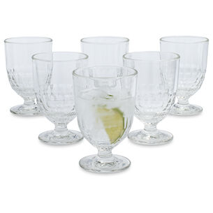 La Rochère Artois Water Glasses, Set of 6