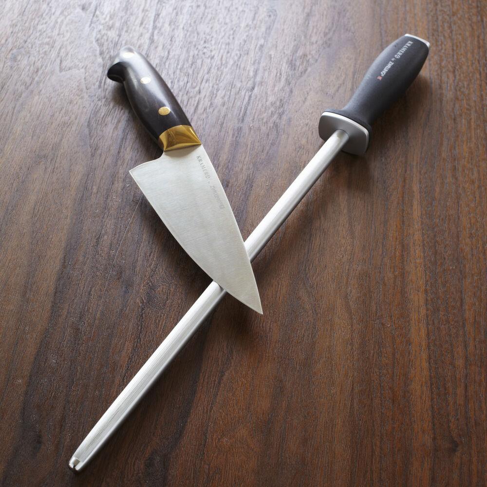 Bob Kramer Double-Cut Sharpening Steel
