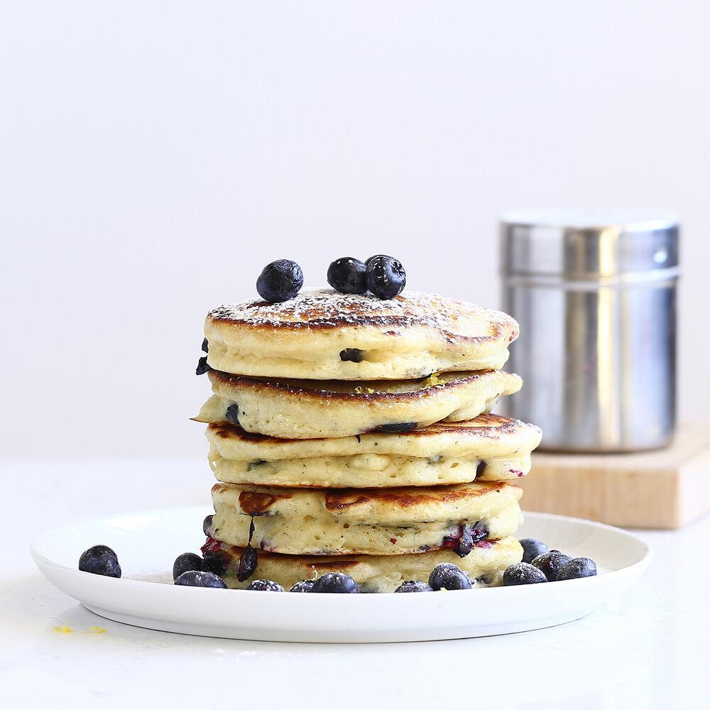 Sur La Table Blueberry Lemon Pancake & Waffle Mix
