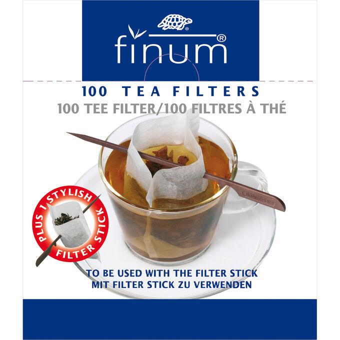 Finum Filter-Stick Tea Filters
