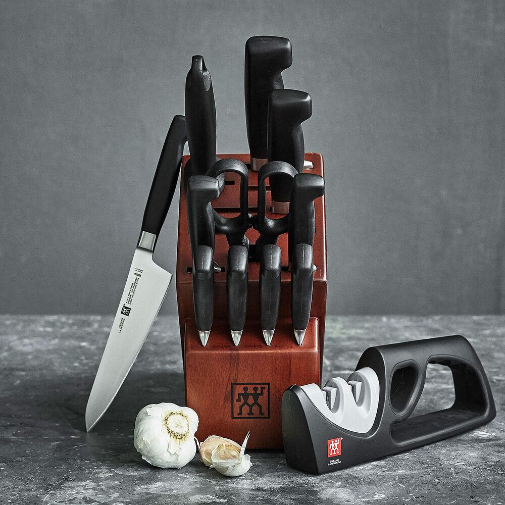 Zwilling J.A. Henckels Four Star 12-Piece Knife Block Set