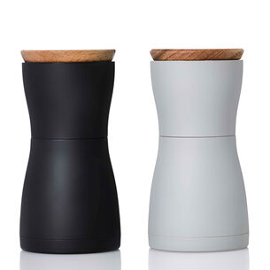 AdHoc Twin Salt and Pepper Mill Set