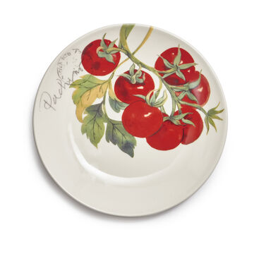 Farmers Market Tomatoes Salad Plate
