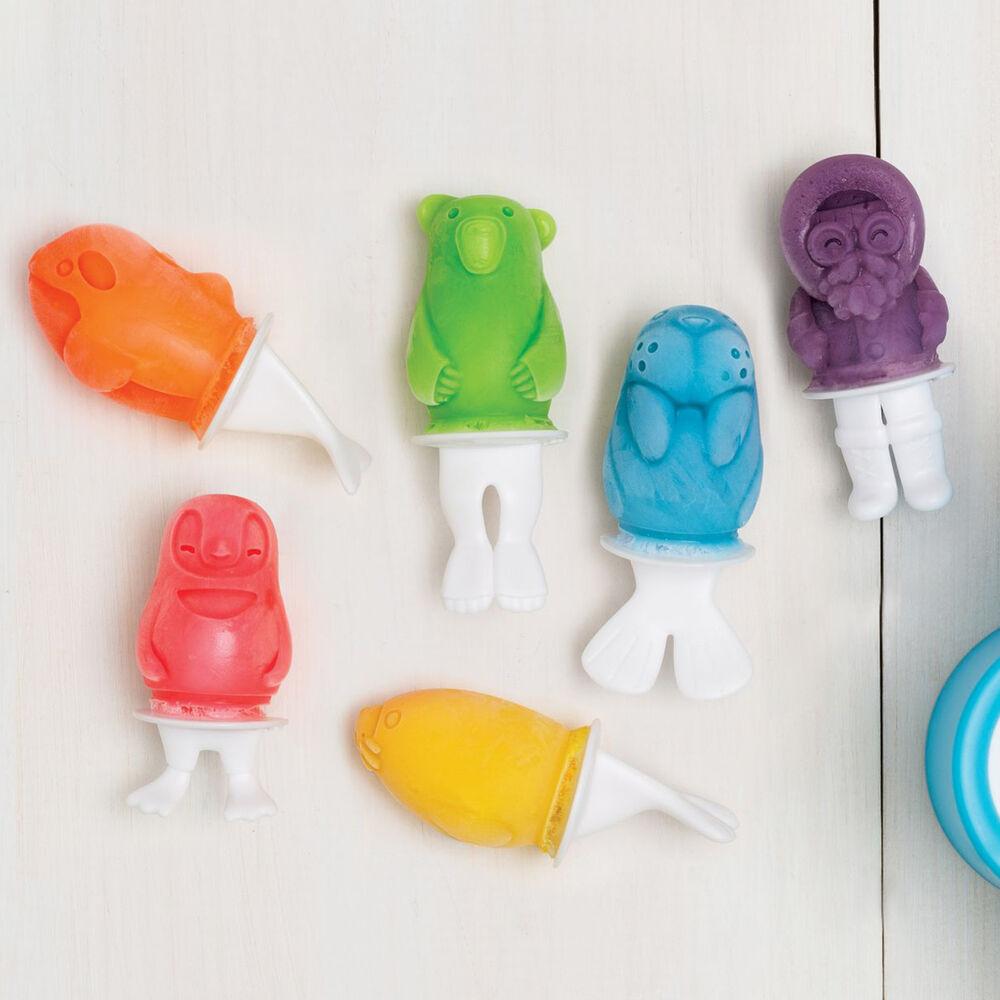 Zoku Polar Pop Molds, Set of 6