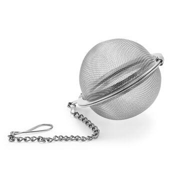 Mesh-Ball Tea Infuser
