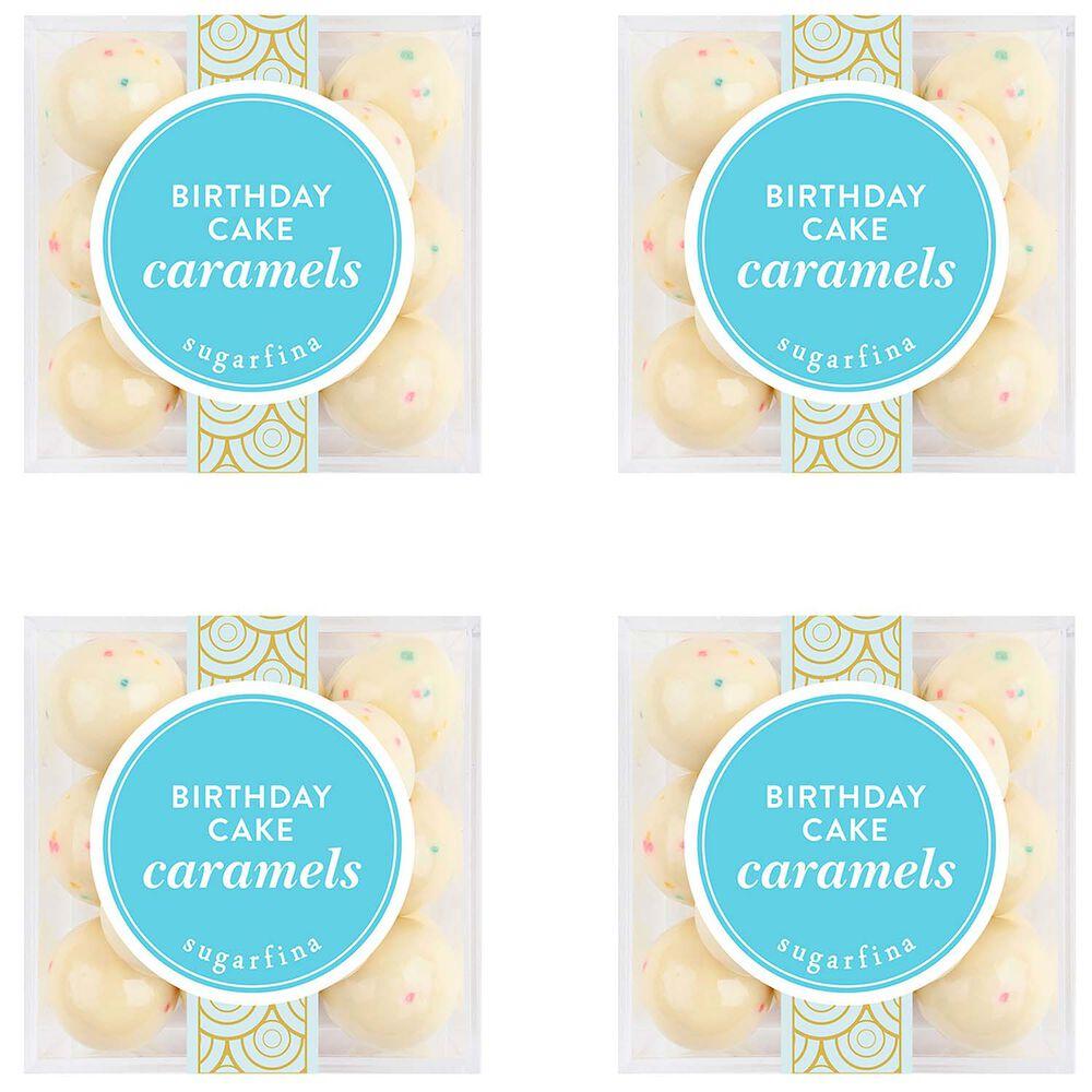 Sugarfina Birthday Cake Caramels, Set of 4