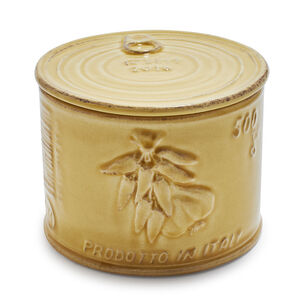 Italian Embossed Salt Box