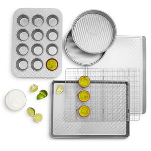 Sur La Table Platinum Professional Bakeware, Set of 6