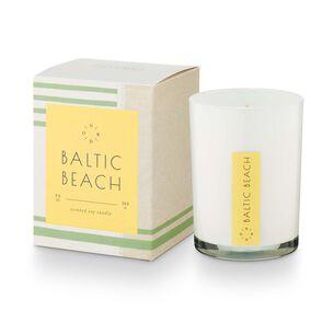 Illume Baltic Beach Seafare Glass Candle, 9.3 oz.
