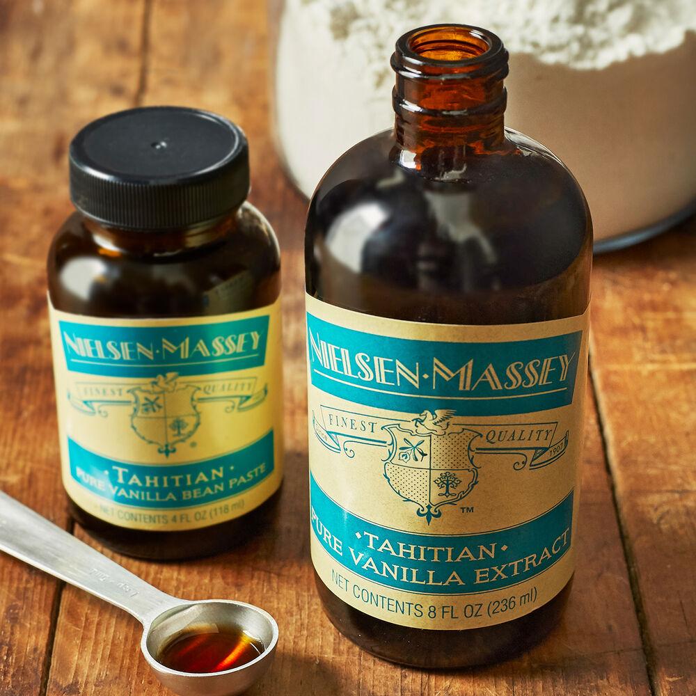 Tahitian Pure Vanilla Extract, 8 oz.