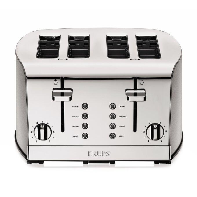 Krups Breakfast Set 4-Slice Toaster