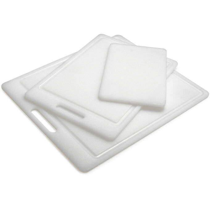 Sur La Table Polypropylene Cutting Boards, Set of 3