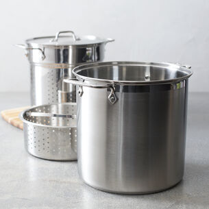 All-Clad Stainless Steel Multi-Cooker, 12 qt.