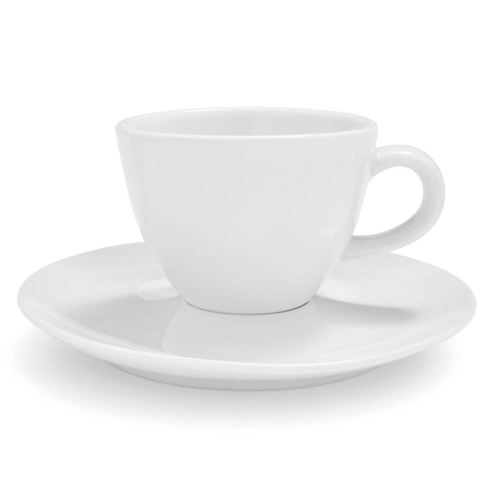 Café Collection Bistro Cup and Saucer, 5 oz.
