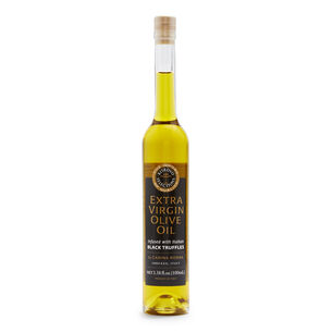 Casina Rossa Extra Virgin Olive Oil with Black Truffle