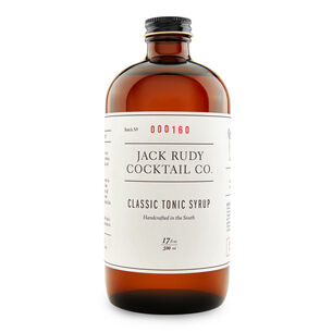 Jack Rudy Cocktail Co. Classic Tonic