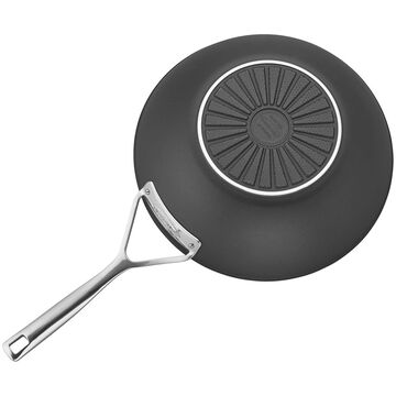 "Demeyere Alu Pro Stir Fry Pan, 11"""