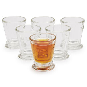 La Rochère French Bee Shot Glasses, Set of 6