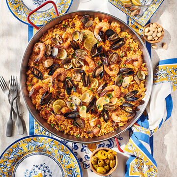 Spanish Paella Pans