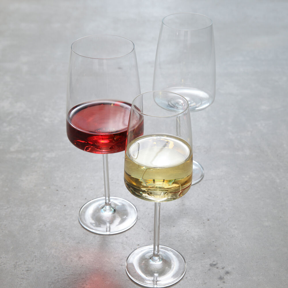 Schott Zwiesel Sensa Full-White Wine Glasses, Set of 6