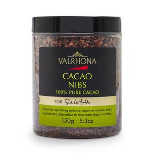 Valrhona Cocoa Nibs, 7 oz.