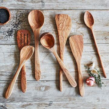 Sur La Table Olivewood Coupe Spoon