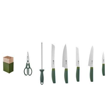 Zwilling J.A. Henckels Now 8-Piece Knife Block Set