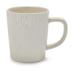 Wood Grain Mug, 13.5 oz.