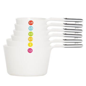 OXO Good Grips Measuring Cups, Set of 7