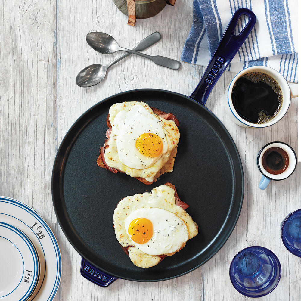 "Staub Breakfast Pan, 12"""