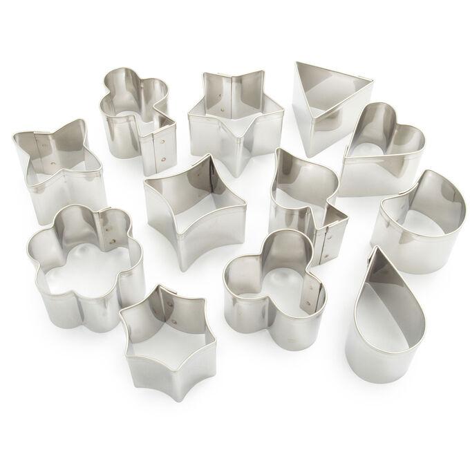 Ateco Medium Aspic Cutters