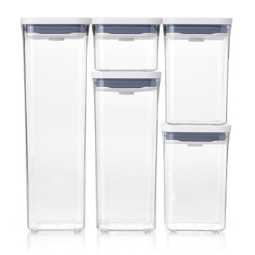 OXO Good Grips 5-Piece New POP Container Set