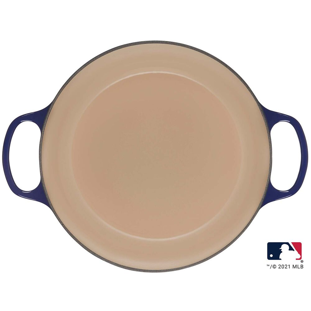 Le Creuset The Limited-Edition MLB™ Signature Series Yankees Dutch Oven, 7.25 qt.
