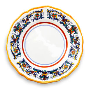 Nova Deruta Appetizer Plates, Set of 4