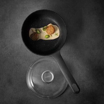 BergHOFF Gem Nonstick Saucepan with Lid, 1.9 qt.