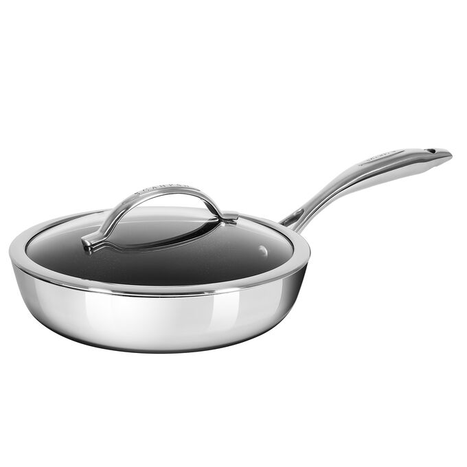 Scanpan HaptIQ Sauté Pan with Lid, 2.75 qt.