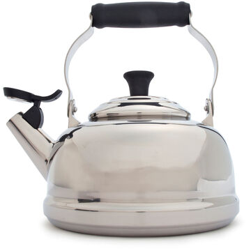 Le Creuset Stainless Steel Classic Whistling Teakettle