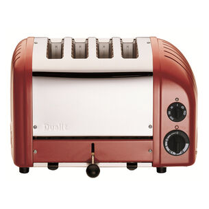 Dualit Red Four-Slice Toaster