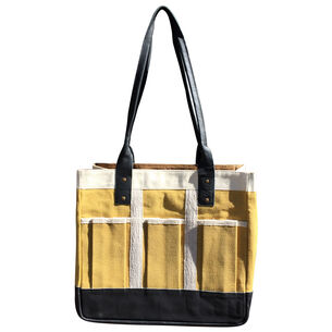 LadyBagsSF Canvas Garden Bag