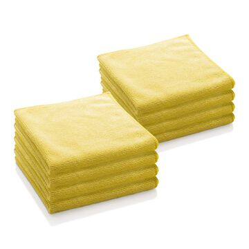 E-Cloth General-Purpose Microfiber Cleaning Cloths, Set of 8