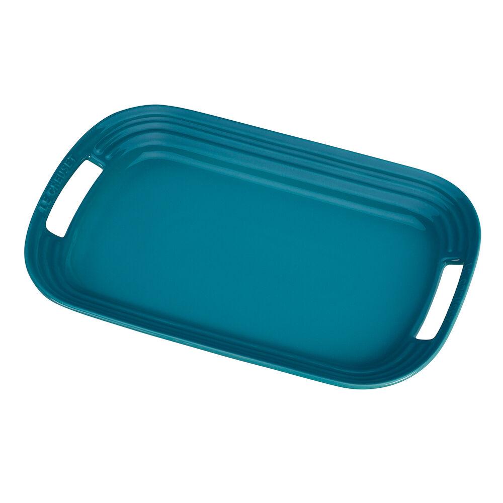 """Le Creuset Rectangle Platter, 12.25"""""""