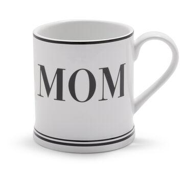 Sur La Table Bone China Parent Mug, 17.5 oz.