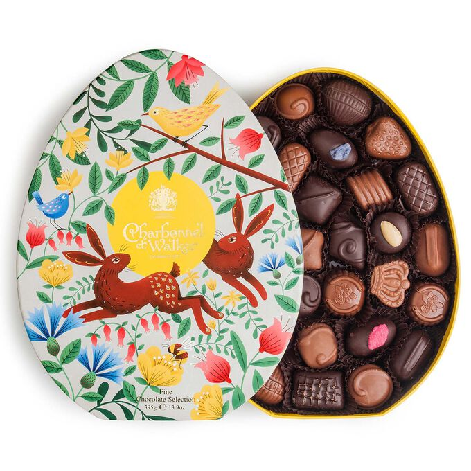 Charbonnel et Walker Dark and Milk Chocolate Selection