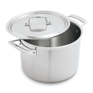 Demeyere Essential5 Stockpot with Lid, 8 qt.