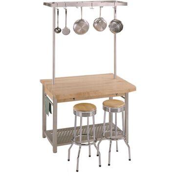 John Boos & Co. Cucina Grande Pot Rack